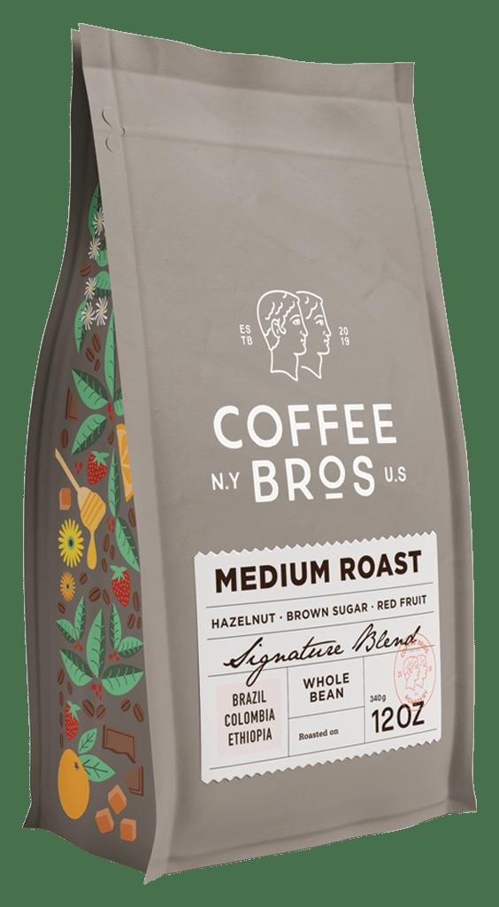 coffee bros medium roast