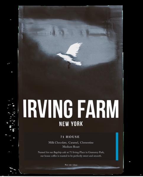 Irving Farm coffee photo