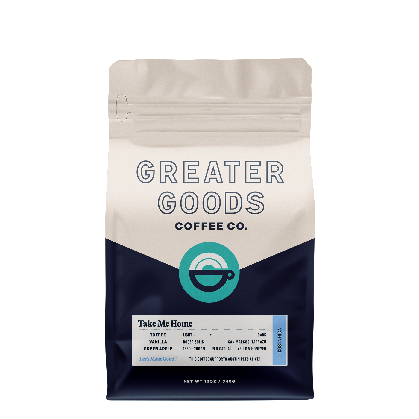 Greater Goods Coffee Photo