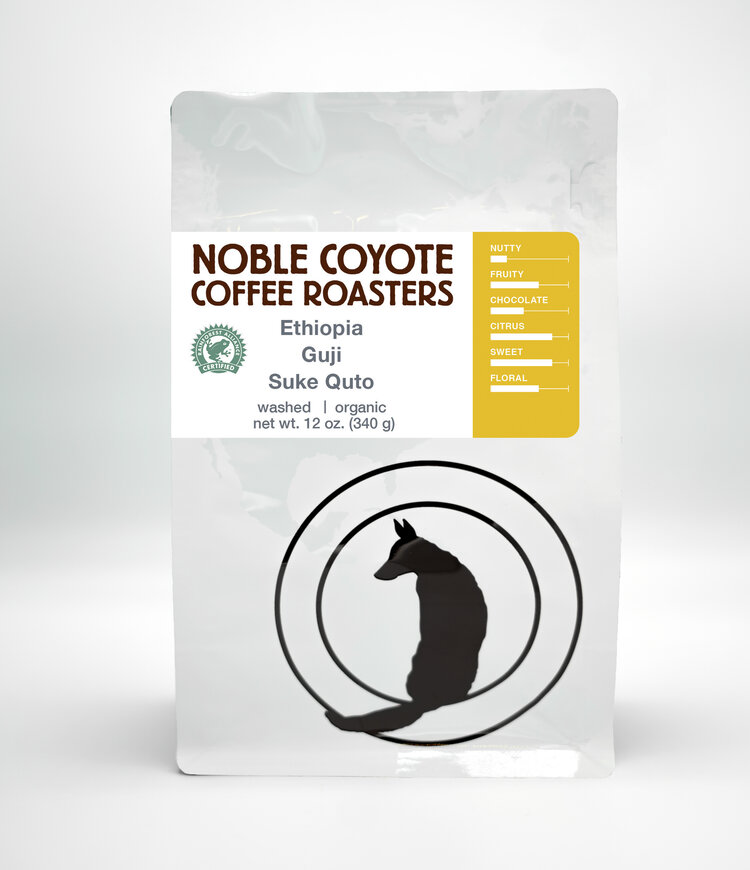 Noble Coyote Coffee photo