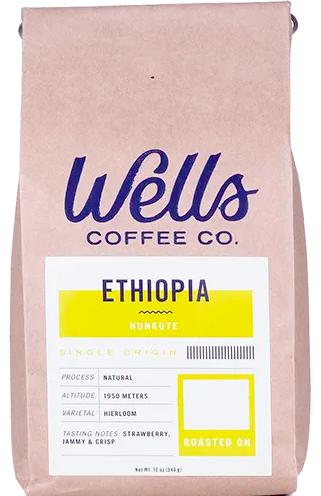 Wells coffee photo